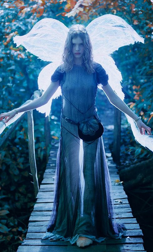 """Fable Attraction"" with Natalia Vodianova by Carter Smith"