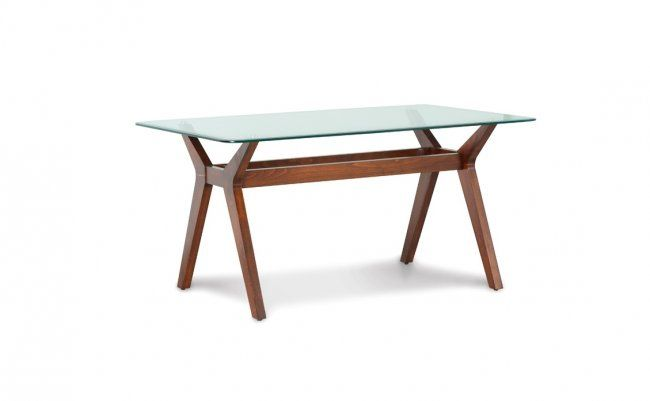 This Glass Top Wooden Dining Table from Ekbote Furniture is made with High-Quality Solid Wood and Glass, This comes with One Year Warranty and After Sales Service.