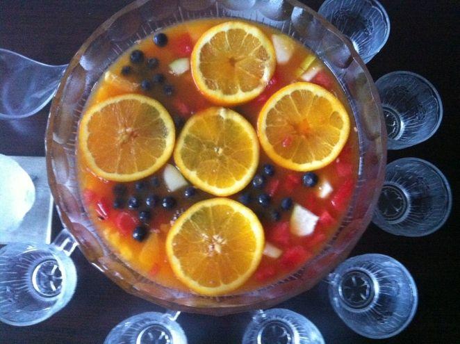 Fruit Punch, Australia Day Celebrations