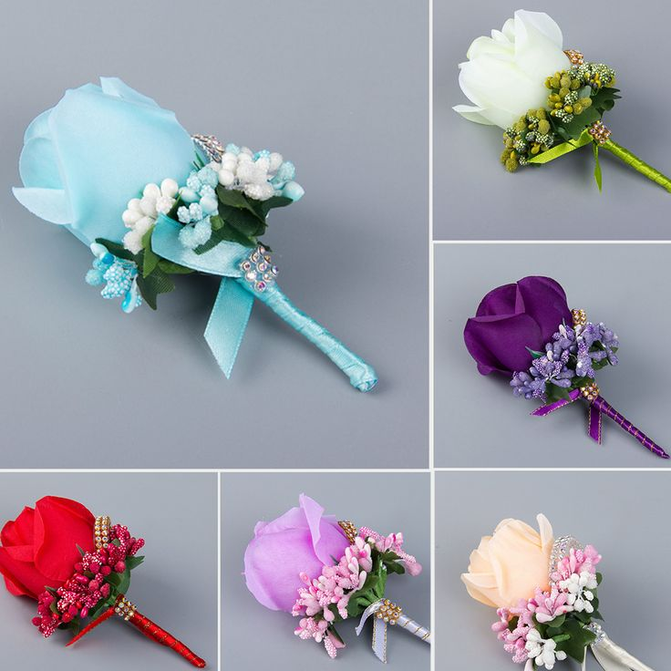 Cheap men corsage, Buy Quality red corsage directly from China corsage for wedding Suppliers: 1Pcs Ivory Red Best Man corsage for groomsman Bride silk rose flower Wedding accessories pin brooch decoration