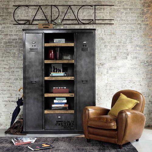 best 25 industrial closet ideas on pinterest industrial closet storage industrial closet. Black Bedroom Furniture Sets. Home Design Ideas