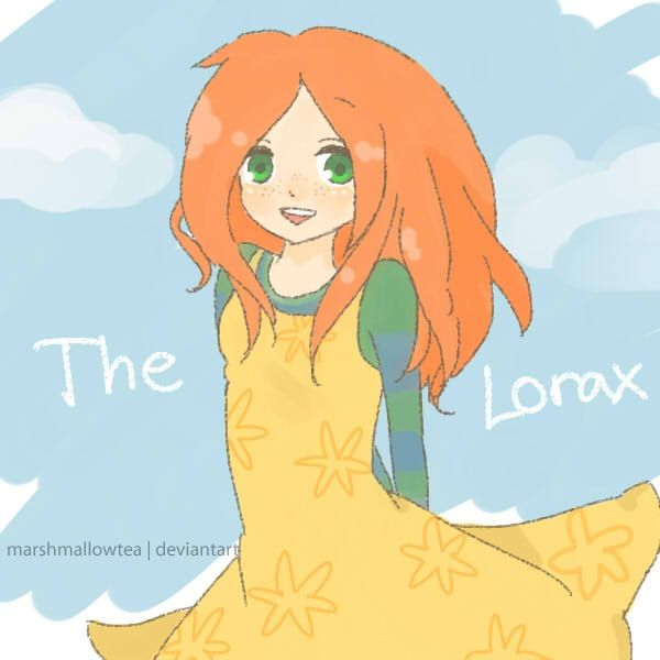 146 Best Images About The Lorax On Pinterest