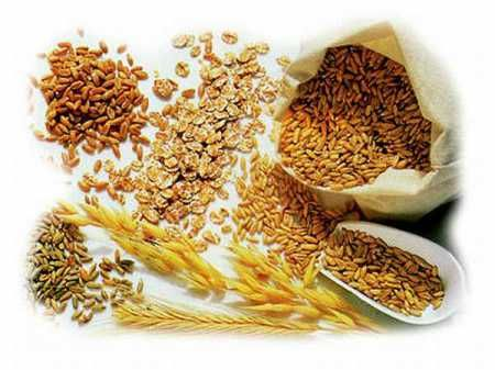 fat burning foods-whole-grains