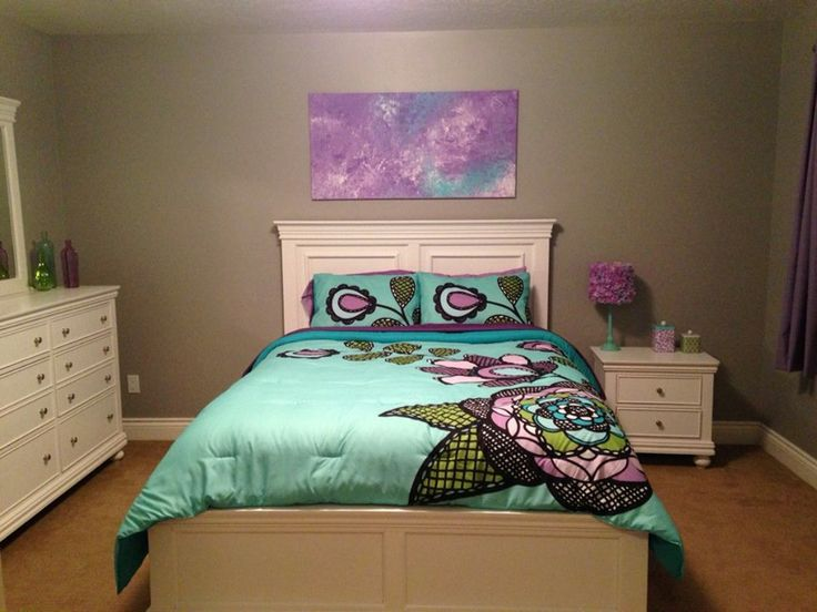 teal purple and grey bedroom best 25 purple teal bedroom ideas on 19944