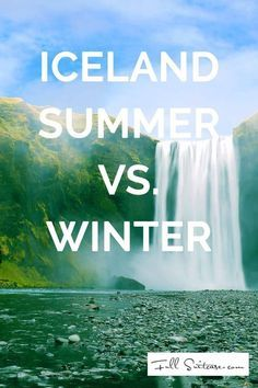 Iceland is beautiful all year round, but many activities are season-related. It's easier to decide when to travel if you know what you expect to see and to do. This short guide will help you choose when to travel to Iceland - in summer or winter.