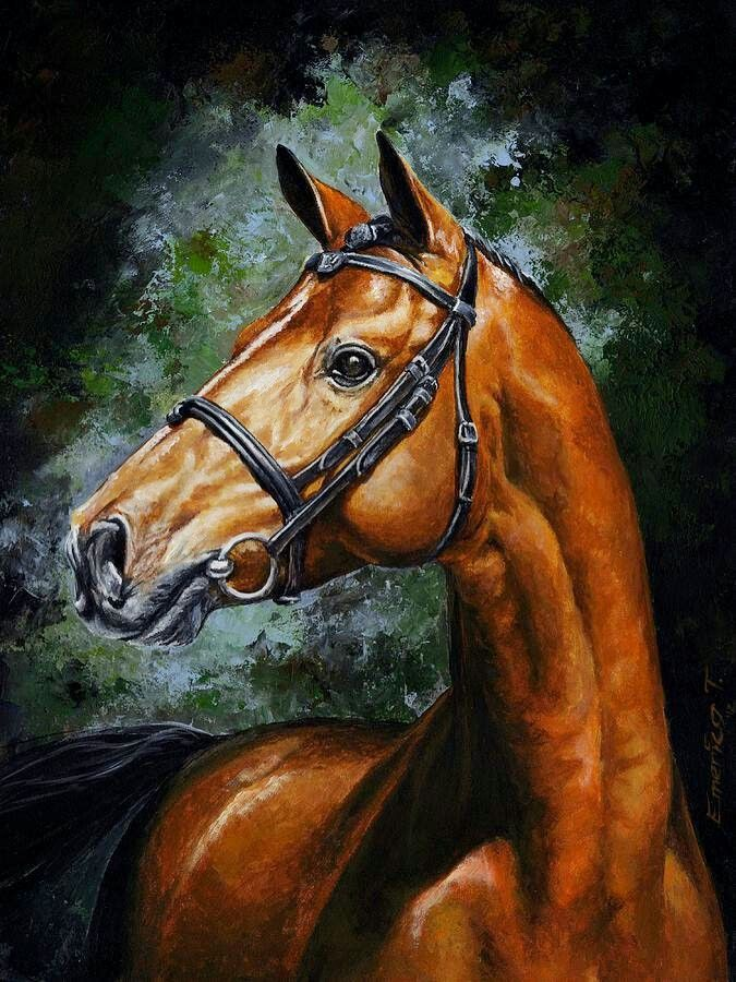 Horse by Emerico Imre Toth