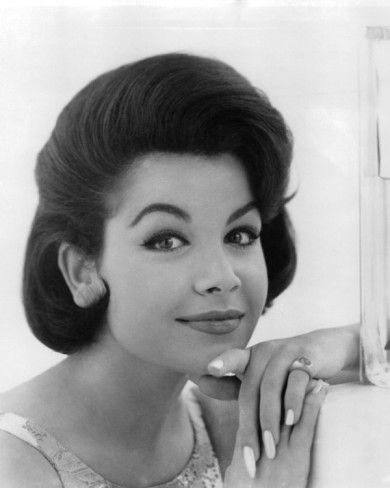 """Annette Joanne Funicello is an American actress and singer. Beginning her professional career as a child performer at the age of twelve, Funicello rose to prominence as one of the most popular """"Mouseketeers"""" on the original Mickey Mouse Club. (Muscle Beach Party, Beach Blanket Bingo, Bikini Beach) 1942-2013   R.I.P."""