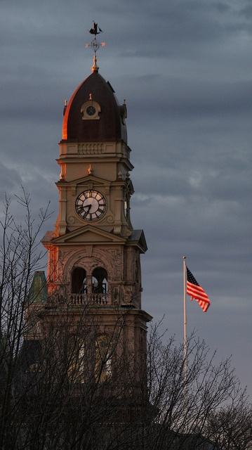Gloucester City Hall Clock Tower