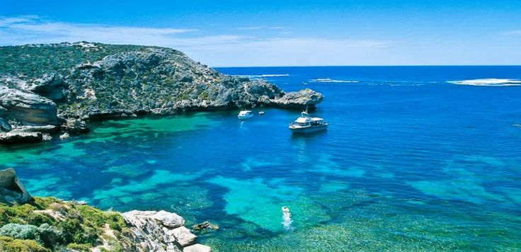 Rottnest Island - Popular Natural Attractions in Perth, Western Australia