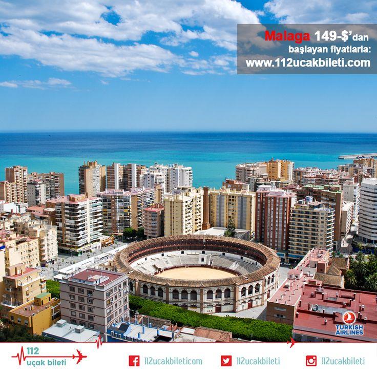 #Malaga'ya kadar gelmişken #Cebelitarık'ı da ziyaret edeyim derseniz #İngiltere'den #vize almayı unutmayın çünkü burası İngiliz toprağı olarak sayılıyor. #uçakbileti