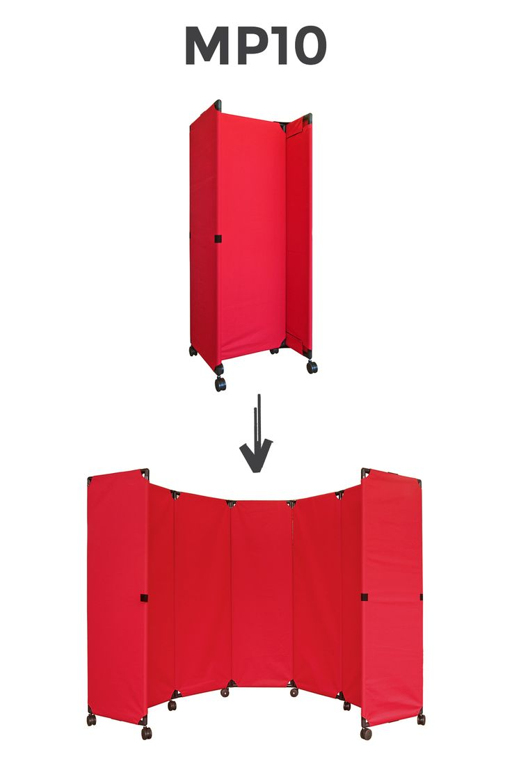 On a tight budget? Our MP10 accordion room divider is an affordable product just for you. This canvas partition divides large areas, such as classrooms or auditoriums. Creating space has never been easier!