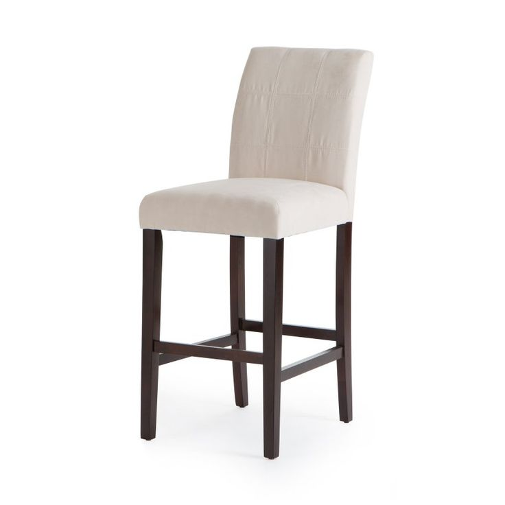 Palazzo 30 Inch Bar Stool - Set of 2 Light Beige - D1482.0048-MP-