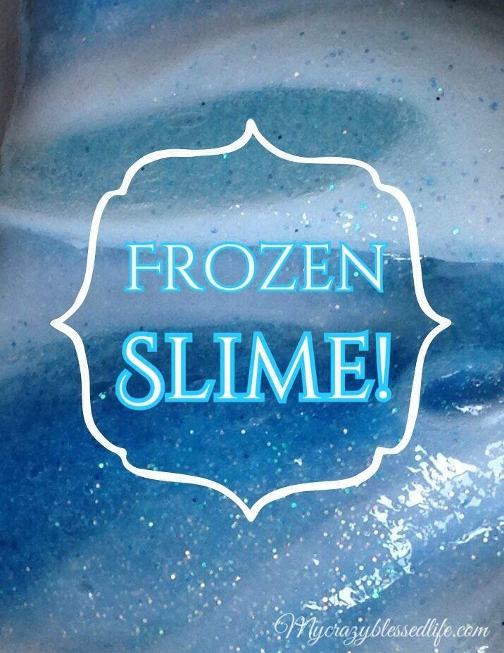Frozen Slime!