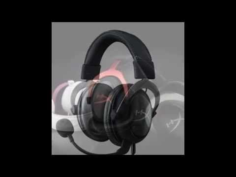 Headset Gaming For PC EasySMX With Mic HyperX Cloud II Gunmetal