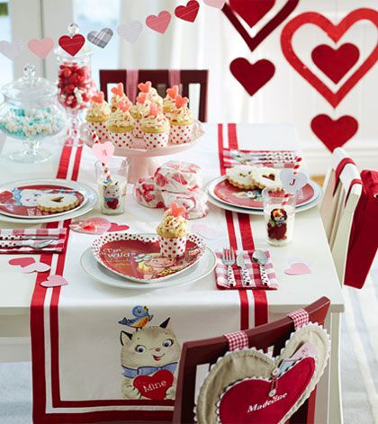 How to Plan A Valentine's Day Celebration