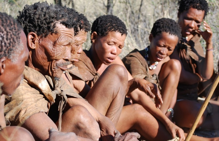 The Khoisan have been living in South Africa for an estimated 750 000 years