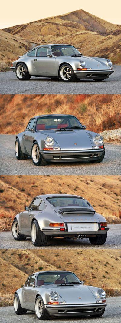Singer Porsche 911 - Mexico version