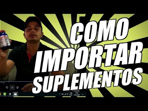 Comprar Suplementos Importados - Unboxing Optygen hp
