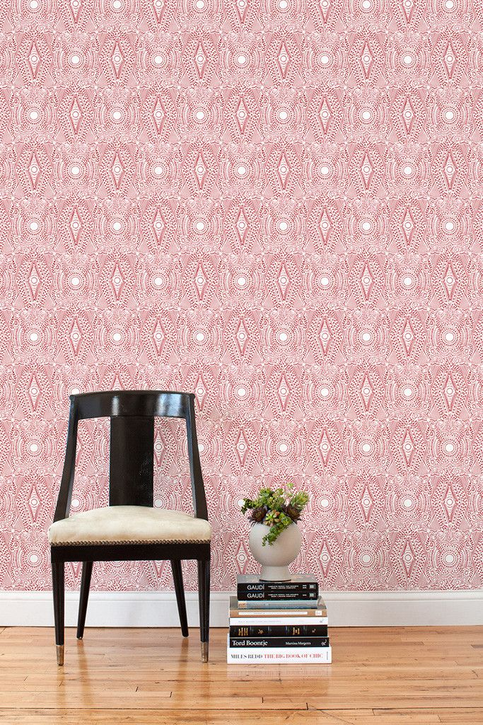 Diamante (Red) Tile – Hygge & West