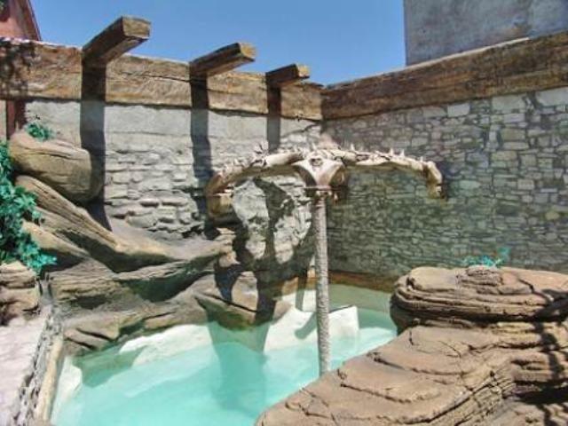 17 best images about casas con jacuzzi on pinterest villas mars and pools - Jacuzzi aire libre ...