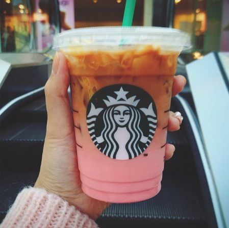 What could possibly make your daily Starbucks any better? If it was Valentine's Day themed, of course.