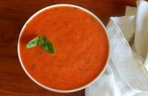 Recept voor rode pepersoep | Vers van de Teler