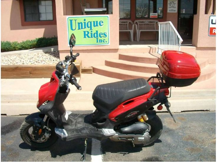Search latest added Used Genuine 2009 Rattler Buck Ten (110 cc) Scooters available for sale by Unique Rides for $ 1295 in Fort Collins, CO, USA at http://goo.gl/izeMs9