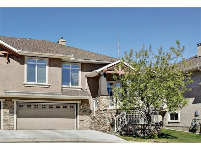 Main Photo: 6 DISCOVERY WOODS Villa(s) SW in Calgary: Discovery Ridge House for sale : MLS(r) # C4062503