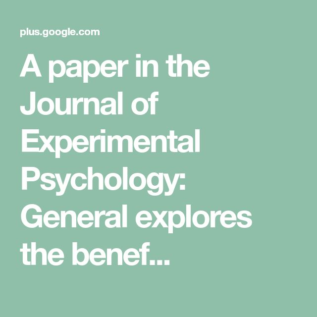 The 25+ best Experimental psychology ideas on Pinterest - experimental psychologist sample resume