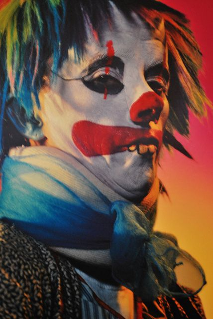 CLOWN CINDY SHERMAN http://www.widewalls.ch/artist/cindy-sherman/ #CindySherman #photography #contemporaryart