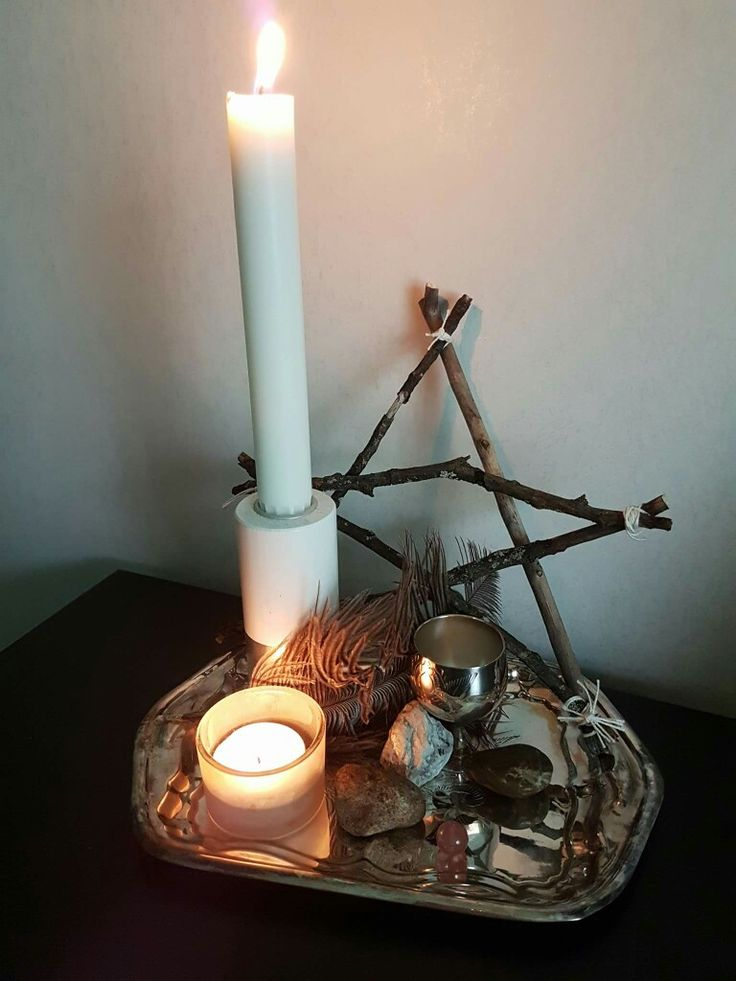 Mitt ängla altare