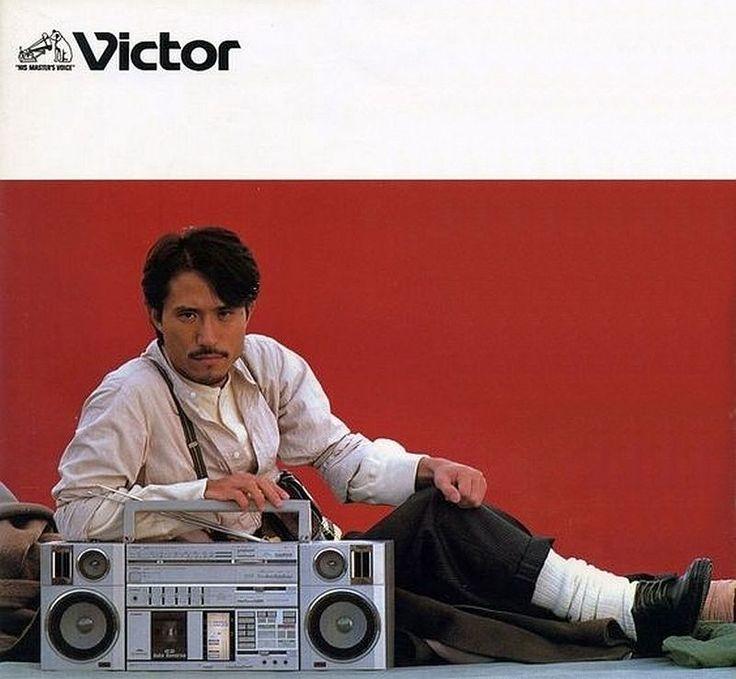 His Masters Voice JVC P-Compo R www.1001hifi.com