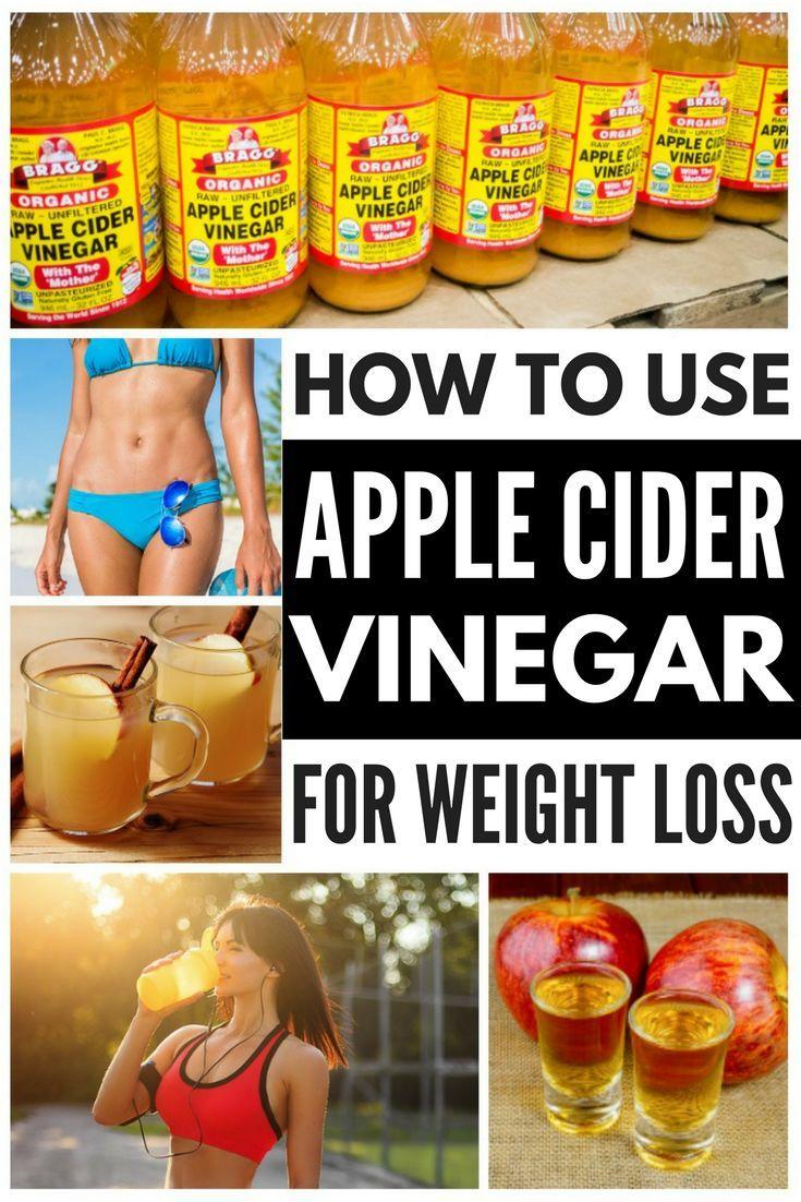 drinking distilled vinegar for weight loss