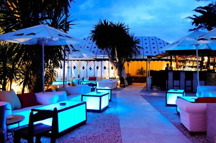 KM5 Ibiza...fantastic, beautiful restaurant | Ibiza ...