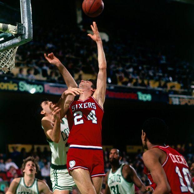 Bobby Jones Basketball 76Ers