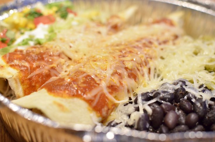 Gringos Enchillada - yummy!  Jó étvágyat! :)