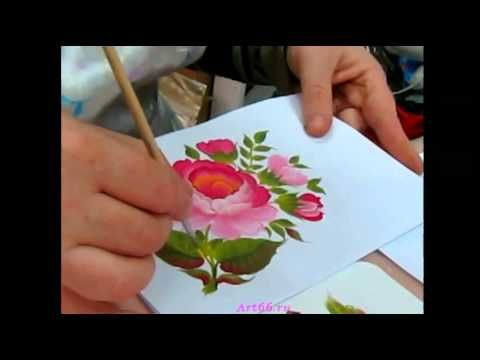 rose02art66 part2 - YouTube