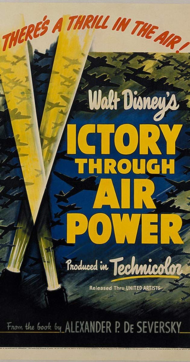 Victory Through Air Power Disney dieulois