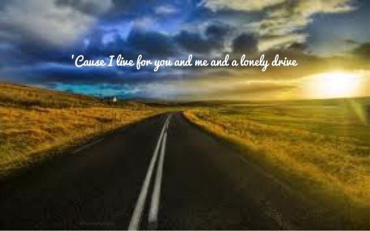 lyrics many roads travel