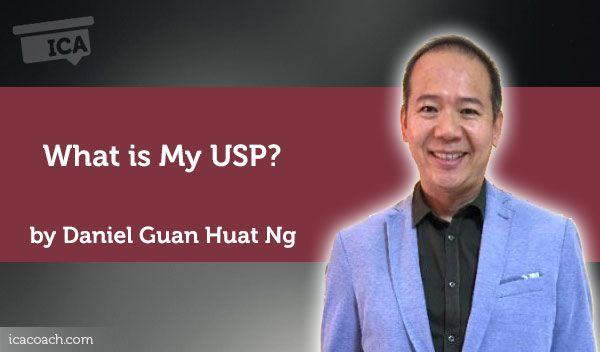 Coaching Case Study: What is My USP?  Coaching Case Study By Daniel Guan Huat Ng (Career Coach, SINGAPORE)
