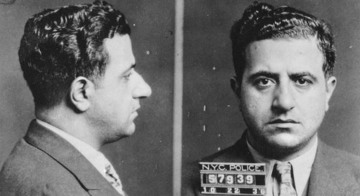 Albert Anastasia (born Umberto Anastasio, 1902) was one of the most ruthless and feared Cosa Nostra mobsters in United States history. A founder of both the American Mafia, and Murder, Inc. during the prewar era and during most of the 1950s, Anastasia was boss of what would become the modern Gambino crime family.