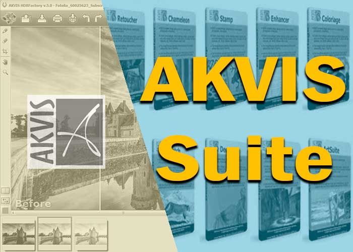 AKVIS+Product+Suite+Multilenguaje+Photoshop+CS3,+CS4,+CS5