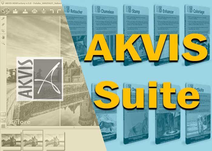 AKVIS+Product+Suite+Multilenguaje+Photoshop+CS3,+CS4,+CS5