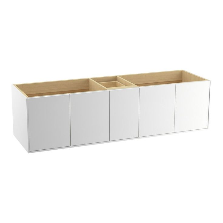 "Jute™ 72"" Vanity with 4 Doors and 1 Drawer"