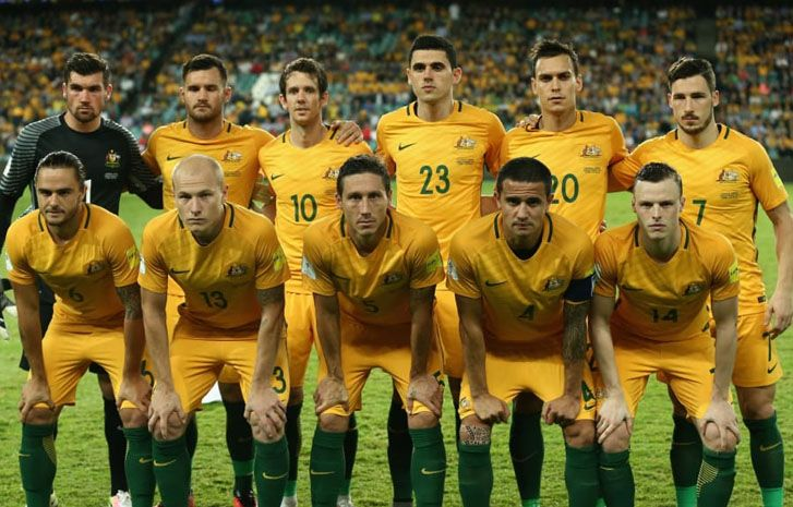Australia World Cup 2018 Squad Fifaworldcup Fifa2018 2018fifaworldcup Russiaworldcup Football World Cup 2018 Teams Fifa World Cup Teams World Cup