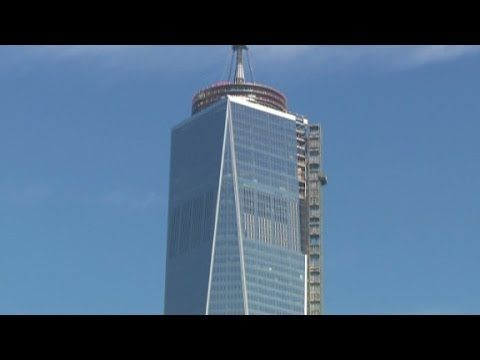 Watch and share this commemorative time-lapse movie, highlighting progress at the World Trade Center site from October 2004 to September 2013. Witness the ri...