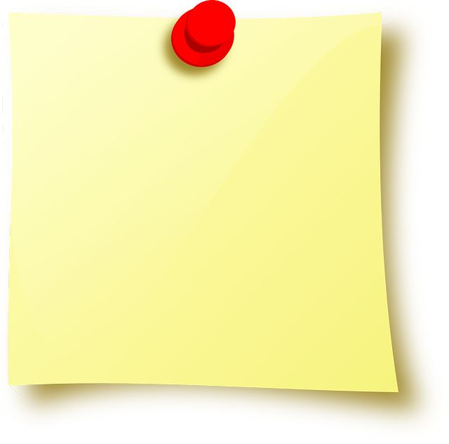 Best Sticky Notes Images On   Sticky Notes Clip Art