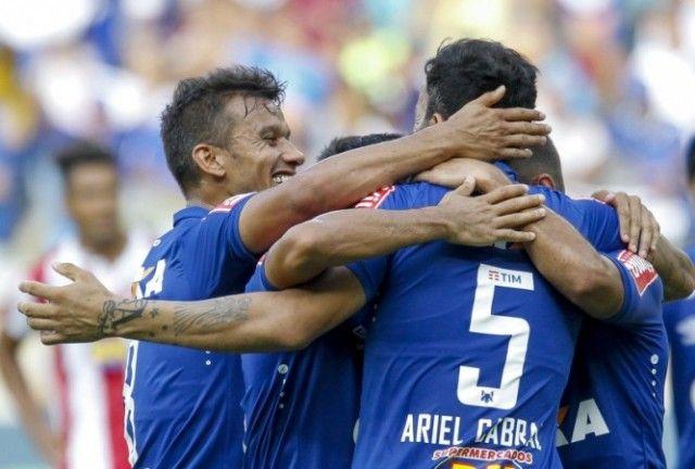 Cruzeiro estreia no Campeonato Mineiro 2017 com vitória sobre o Villa Nova