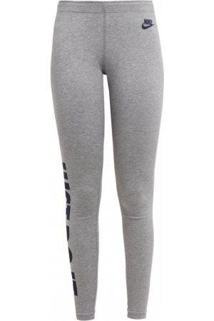 Leggins de mujer - Nike Sportswear LEGASEE Leggins gris/bleu foncé