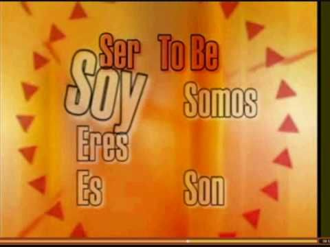 Ser - To Be (Funny Spanish Song).a must use for teaching the verb ser in a super catchy way